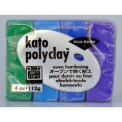 Kato Polyclay 112γρ. Ψυχρά...