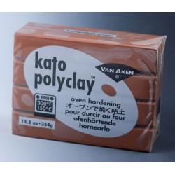 Kato Polyclay 354γρ. Καφέ