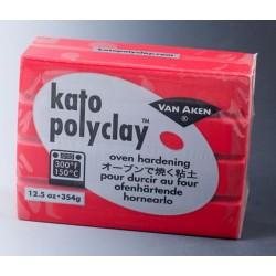 Kato Polyclay 354γρ. Κόκκινο