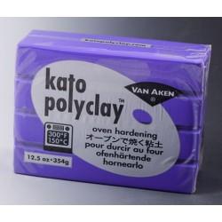 Kato Polyclay 354γρ. Μωβ