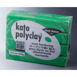 Kato Polyclay 354γρ. Πράσινο