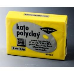 Kato Polyclay 56γρ. Κίτρινο