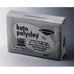 Kato Polyclay 56γρ. Ασημί...