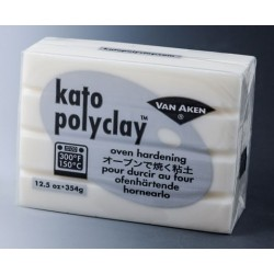 Kato Polyclay 354γρ.  Διαφανές