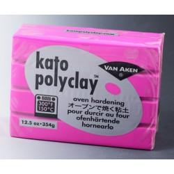 Kato Polyclay 354γρ. Φούξια