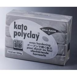 Kato Polyclay 354γρ. Ασημί...