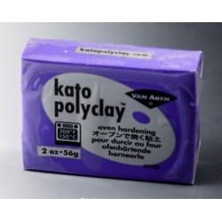 Kato Polyclay 56γρ. Μωβ