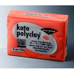 Kato Polyclay 56γρ. Πορτοκαλί