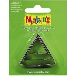 Κουπάτ Makins τρίγωνα...